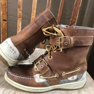 Top Sider Huntley Sperry Ankle Boots